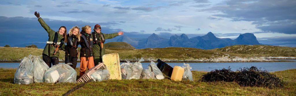 progetti di volontariato per tutte l'età, Norvegia, beach cleaning, pulisci le spiagge
